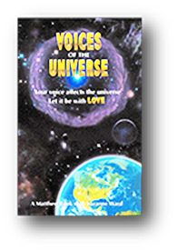 Your voice affects the universe - Let it be with LOVE